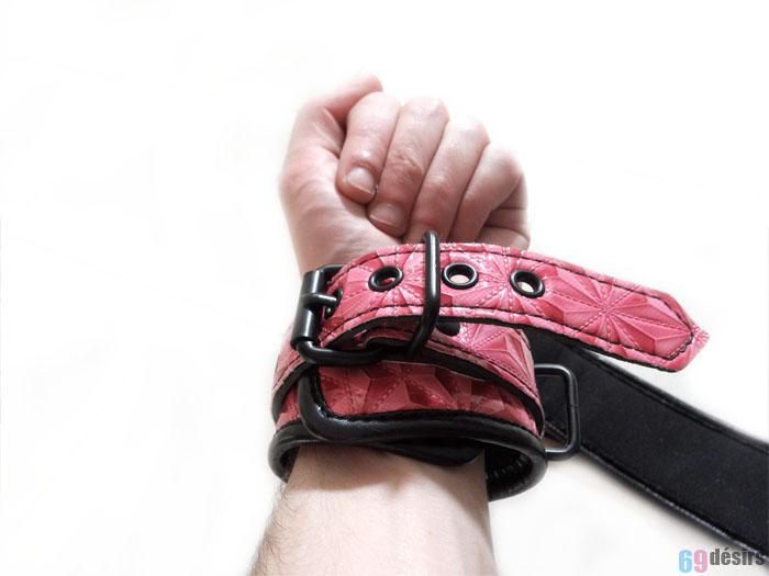 Sinful Wrist Cuffs