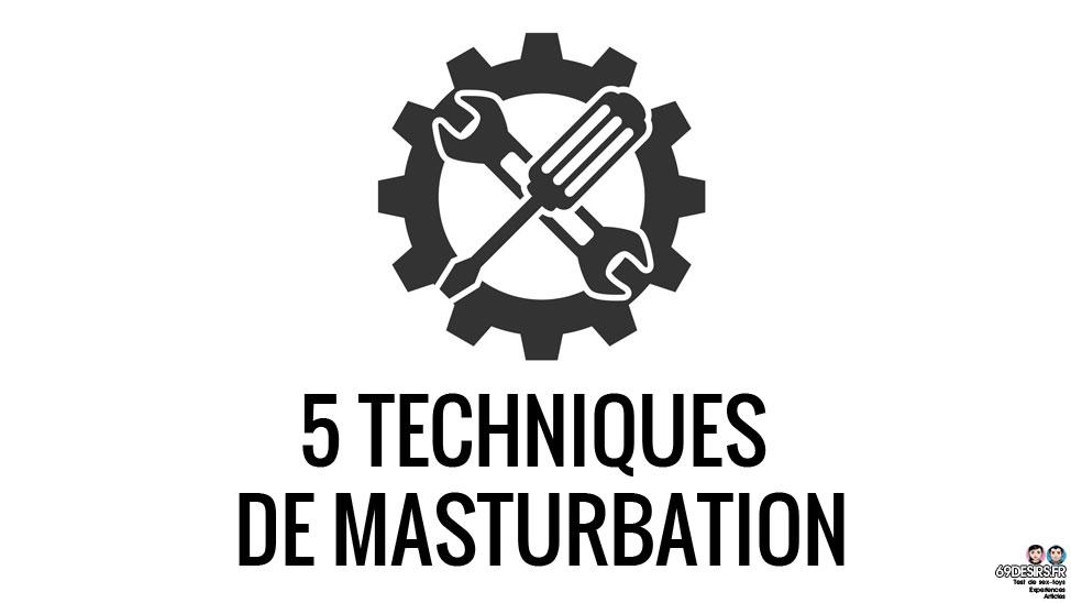 5 techniques de masturbation pour faire plaisir à monsieur