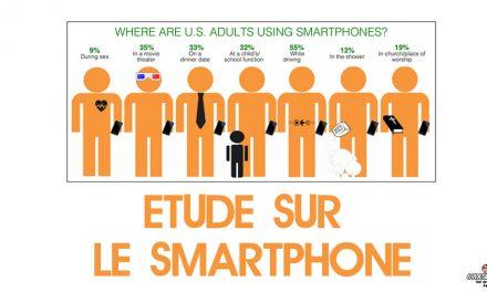 1 américain sur 10 utilise son smartphone pendant l'amour