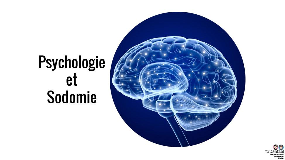 La sodomie : Psychologie