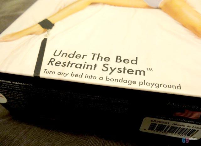 Under the Bed Restreint System