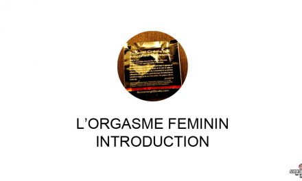 L'orgasme féminin : Introduction