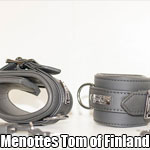 Menottes Tom of Finland