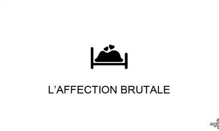 Introduction à l'affection brutale