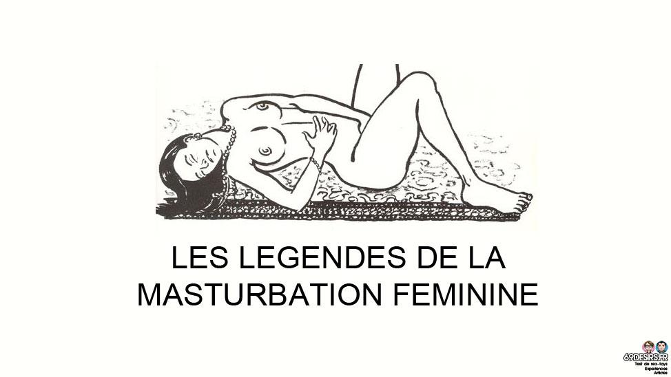 Les légendes de la masturbation féminine header