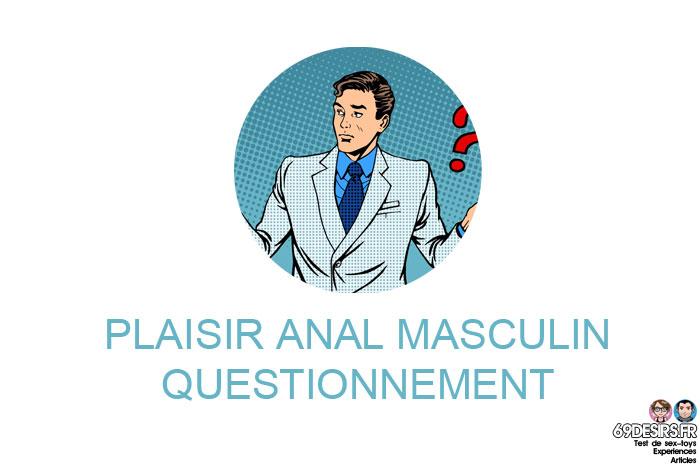 plaisir anal : questionnement