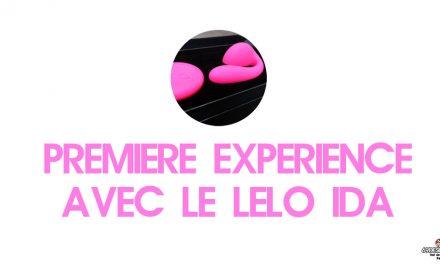 Première expérience du Lelo Ida