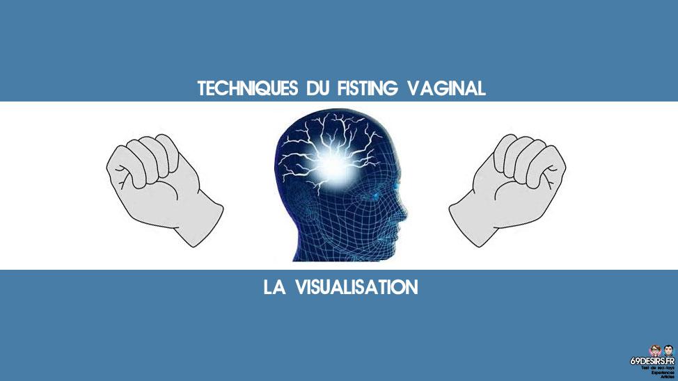 techniques du fisting vaginal plaisir visualisation