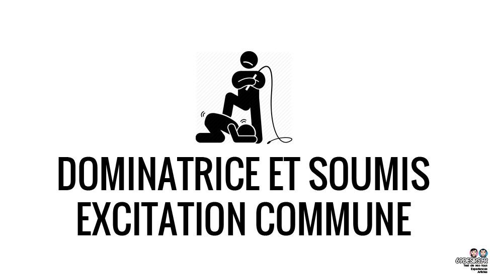 Dominatrice et soumis : Connaître l'excitation commune