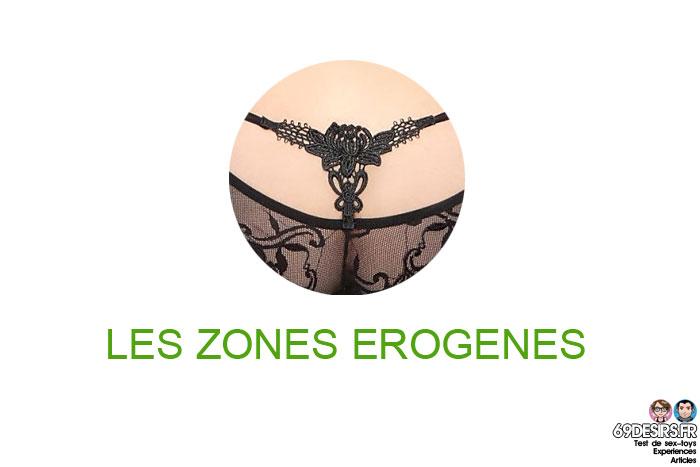 Préliminaires de la sodomie : zones érogènes