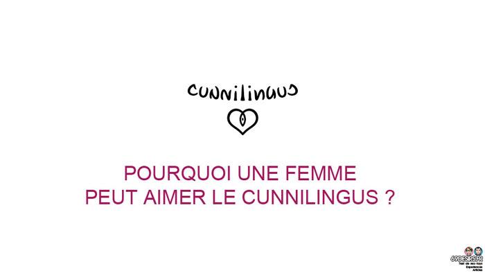 sexe oral - aimer le cunnilingus