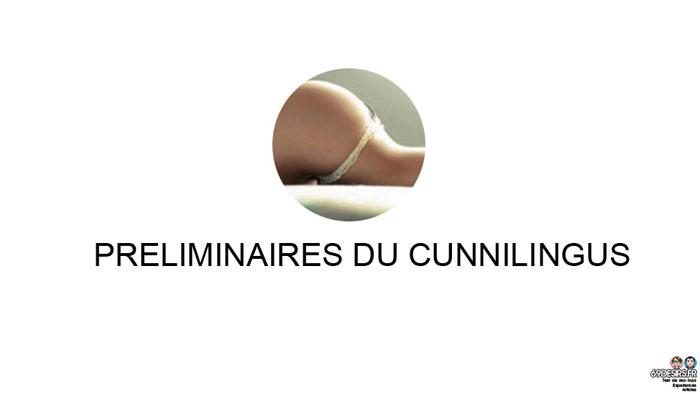 sexe oral - préliminaires