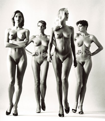 Helmut Newton Photo
