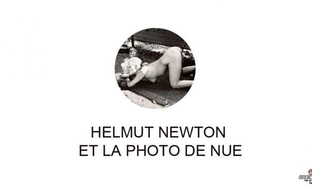 Helmut Newton et la photographie de nu