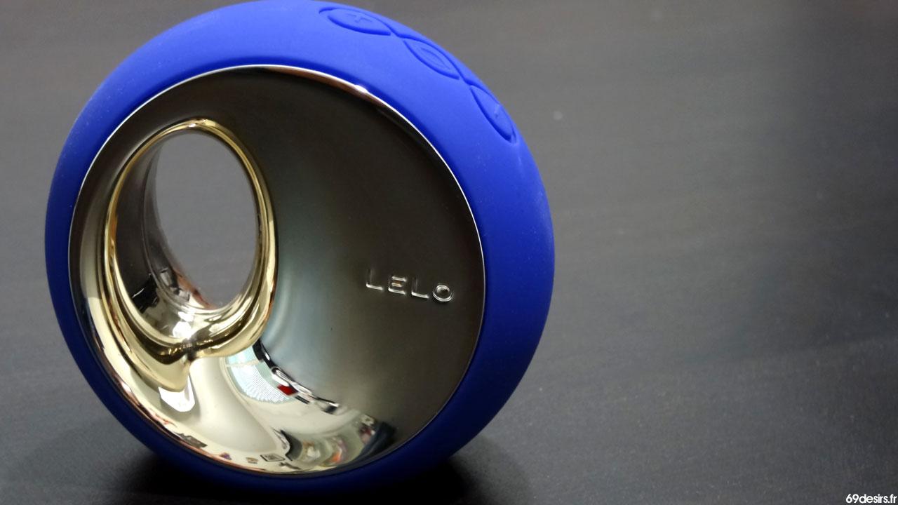 Test du Lelo Ora : le simulateur oral de luxe