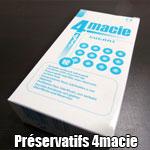Préservatifs 4macie