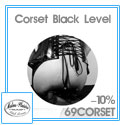 Corset Black Level