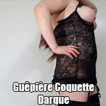 Guêpière Coquette Darque