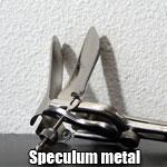 Speculum metal