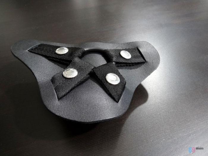 Kit gode-ceinture Tantus Curve