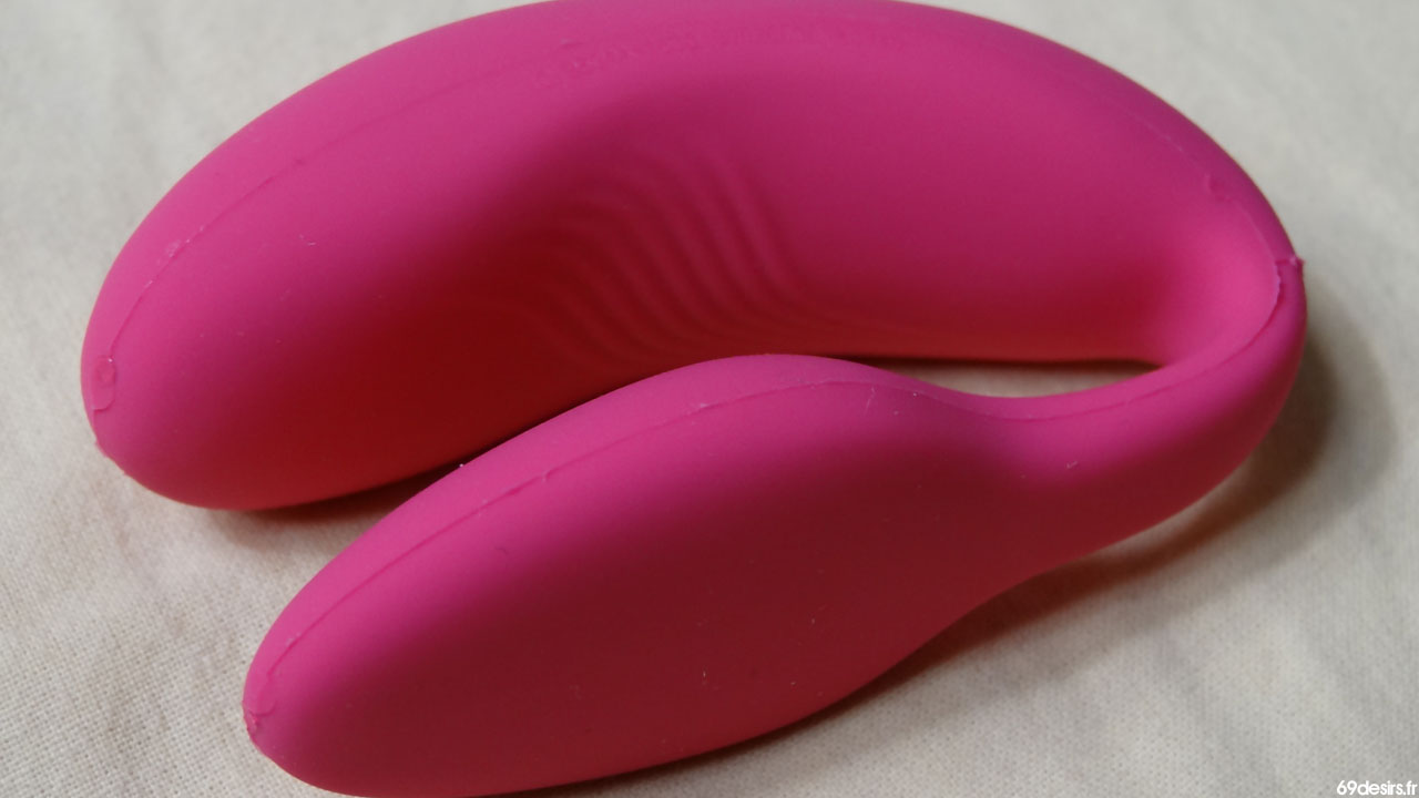Test du vibromasseur We-Vibe 4 : Un sex-toy pour couple