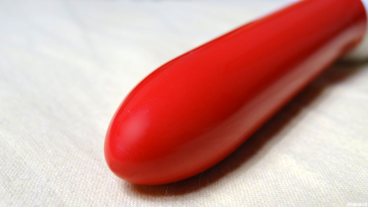Test du vibromasseur We-Vibe Salsa