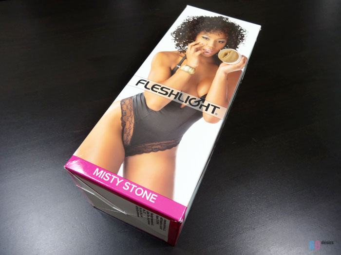 Fleshlight Girls Mouth Misty Stone
