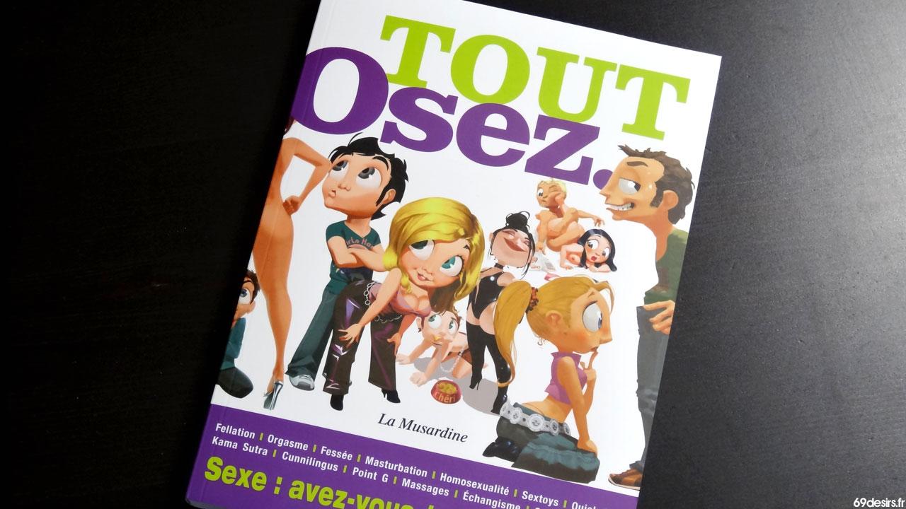 Avis sur Tout Osez aux éditions La Musardine