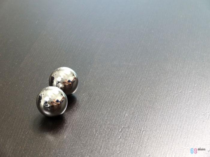 Ben-wa balls Metal Worx