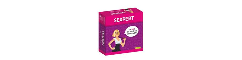 Quiz Coquin Sexpert de Tease & Please