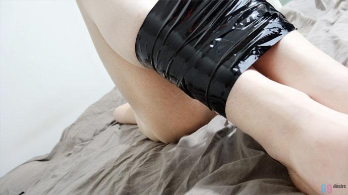 Bondage Tape noir