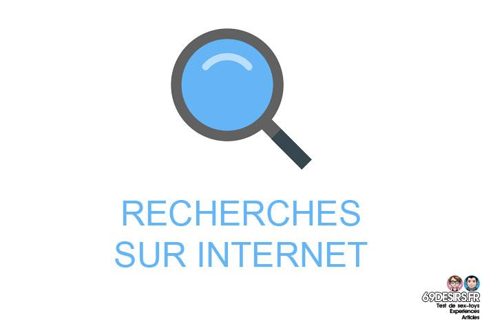Faire un lavement : recherches sur Internet