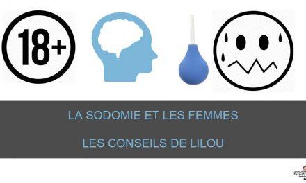 La sodomie et les femmes