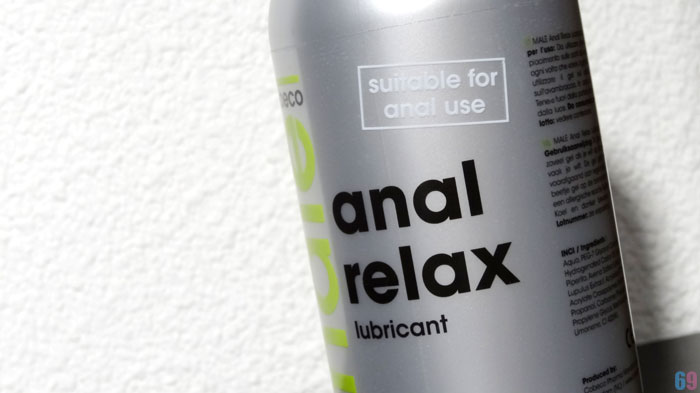 lubrifiant cobeco male anal relax