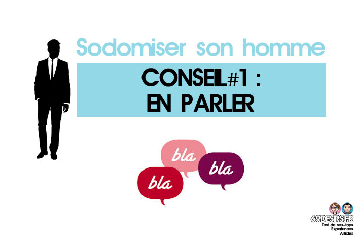 sodomiser son homme : en parler