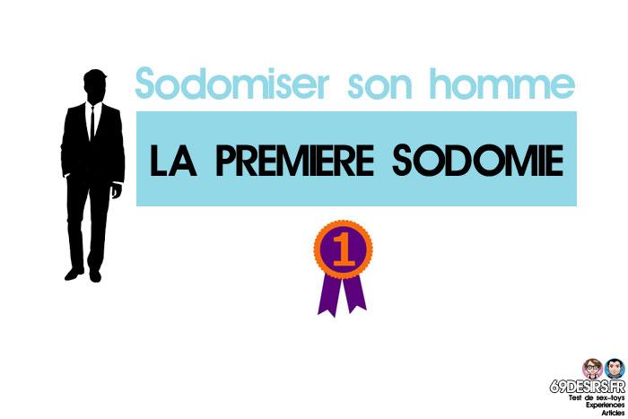 sodomiser son homme : la première sodomie