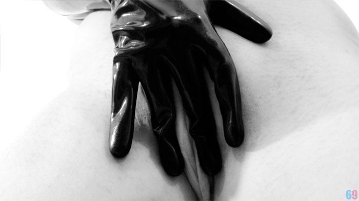 gants en latex latexa