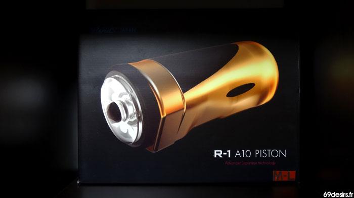 masturbateur R-1 A10 Piston