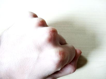 Fin de séance de Fisting vaginal