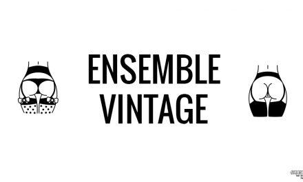 Avis sur l'ensemble 3 pièces lingerie Vintage Leg Avenue