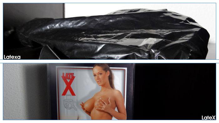 Comparatif gode-ceinture en latex