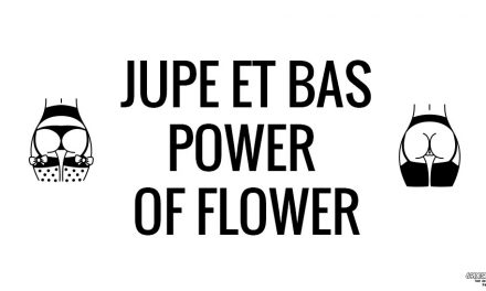 Avis jupe et bas power of flower de Lolitta