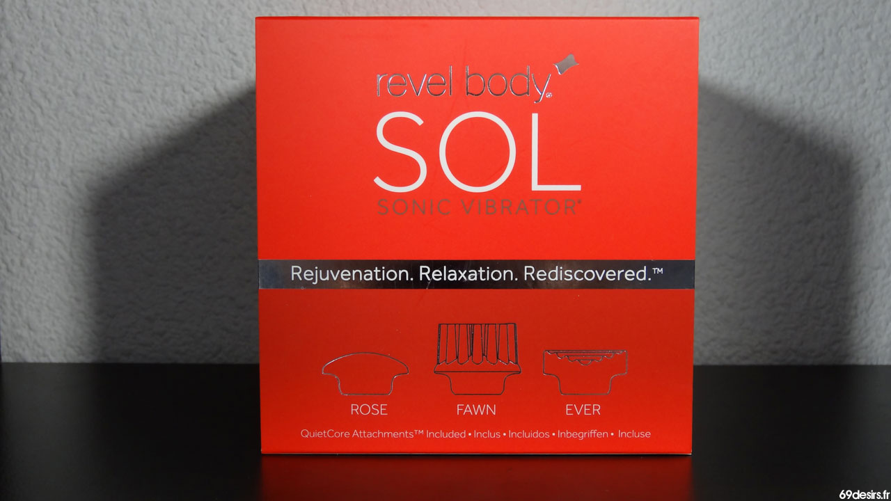 Test du Revel Body SOL