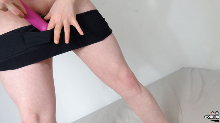 RodeoH Crotchless Panty