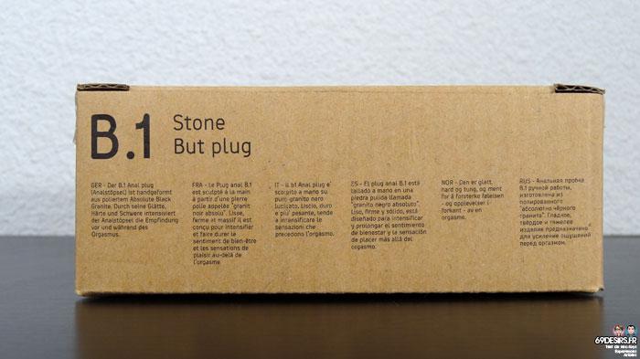 plug Laid B1 Stone