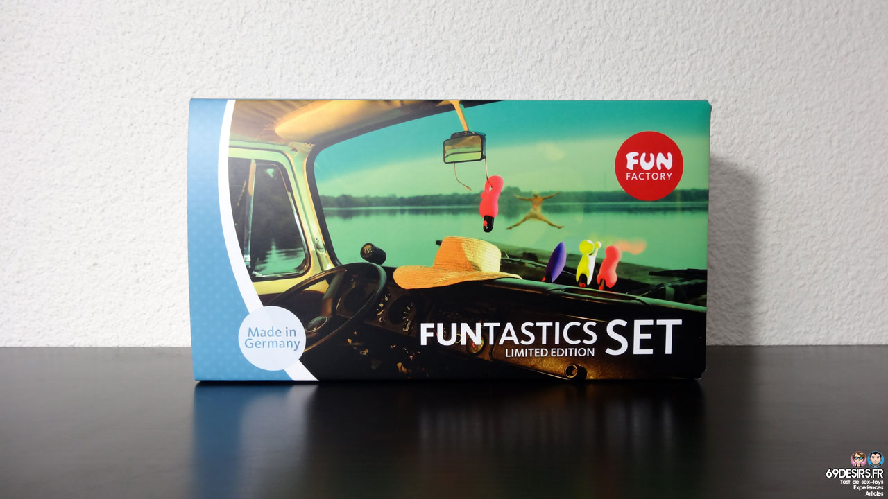 Test du coffret Funtastics Limited Edition