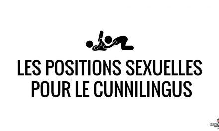 Cunnilingus : Aperçu des positions sexuelles