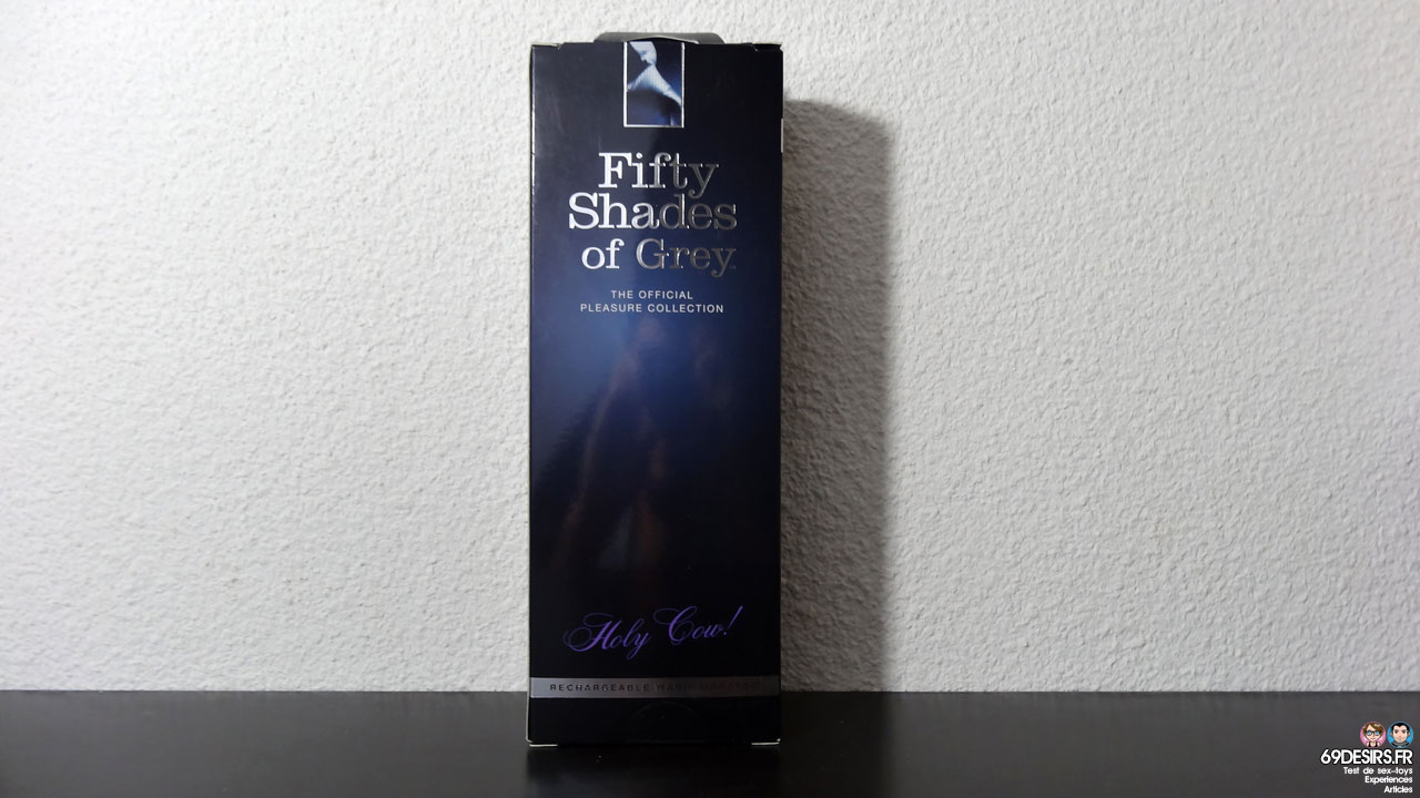 Test du Holy Cow Fifty Shades of Grey