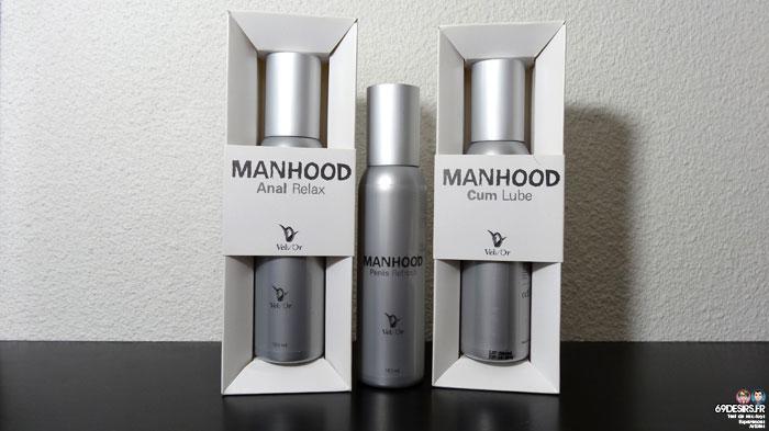 Manhood Penis Refresh