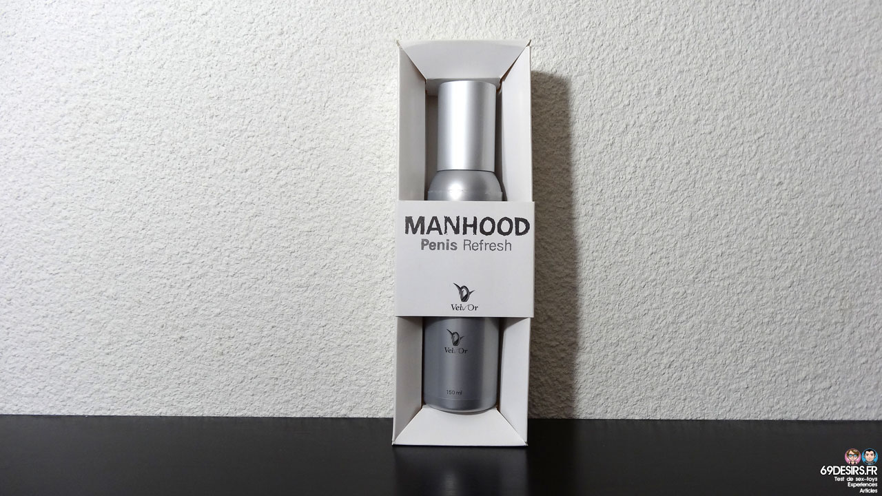 Test du Manhood Penis Refresh